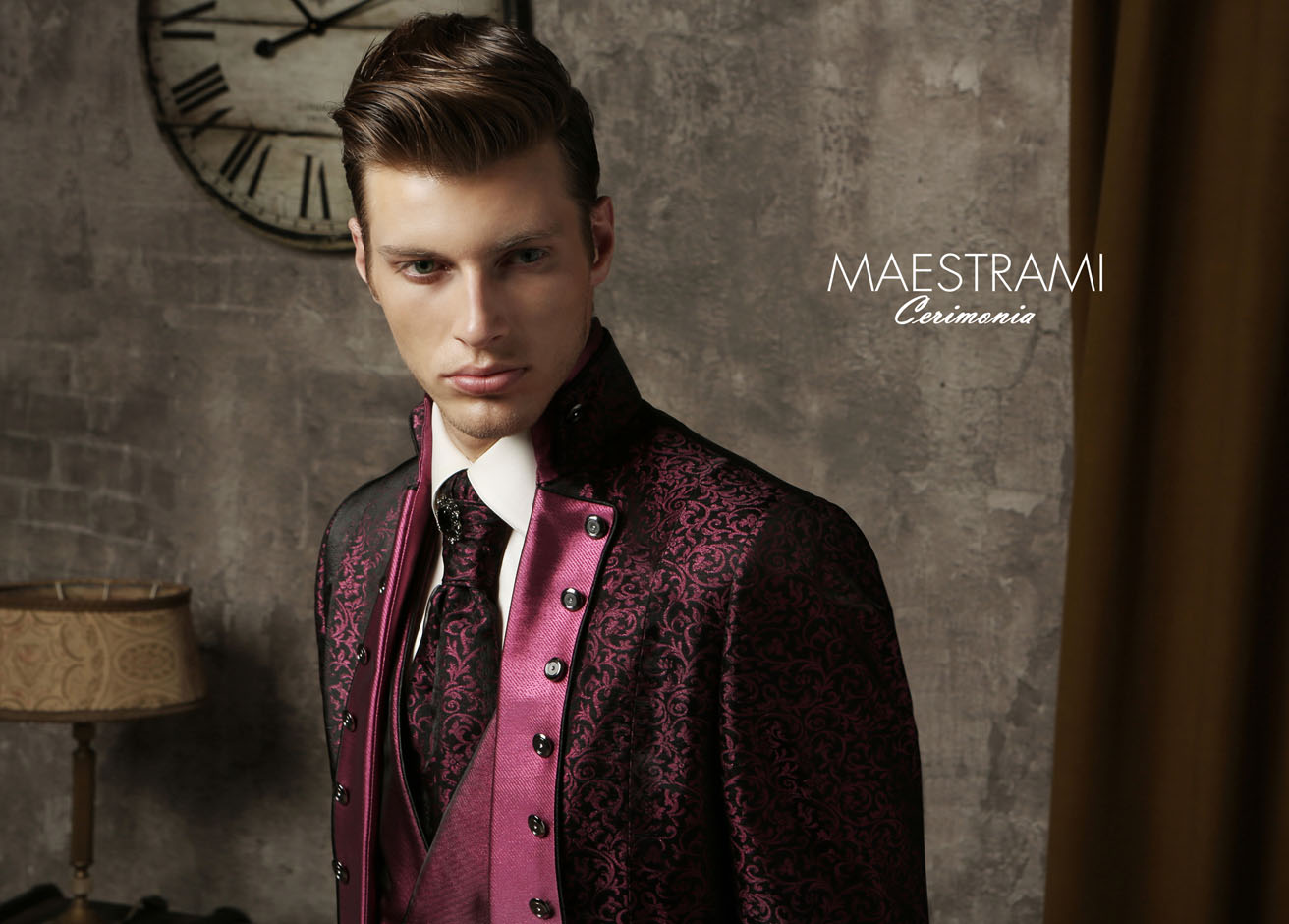 Atelier Look Sposa vestito sposo 2016 bourdeaux MC108 MC126 Maestrami Cerimonia1