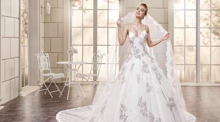 Acconciature da sfoggiare con il velo da sposa per il giorno più bello 5d22a6c72d4e