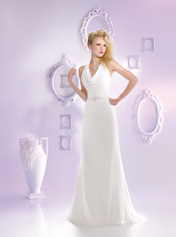 Atelier Look Sposa abito sposa da sera GI315 colelzione 2016 Just For You