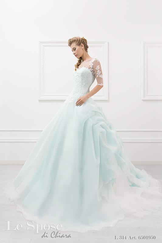 Atelier Look Sposa ball gownn LSC101 collezione 2016 Le Spose di Chiara
