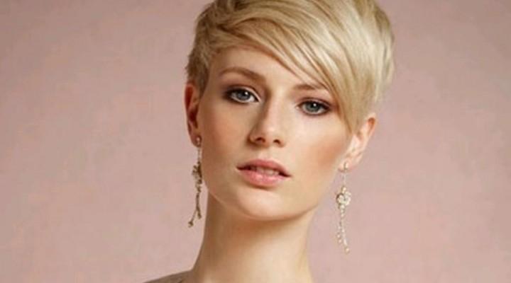 Eccezionale Acconciature da sposa 2016 con taglio corto di capelli : eleganza  ZQ43