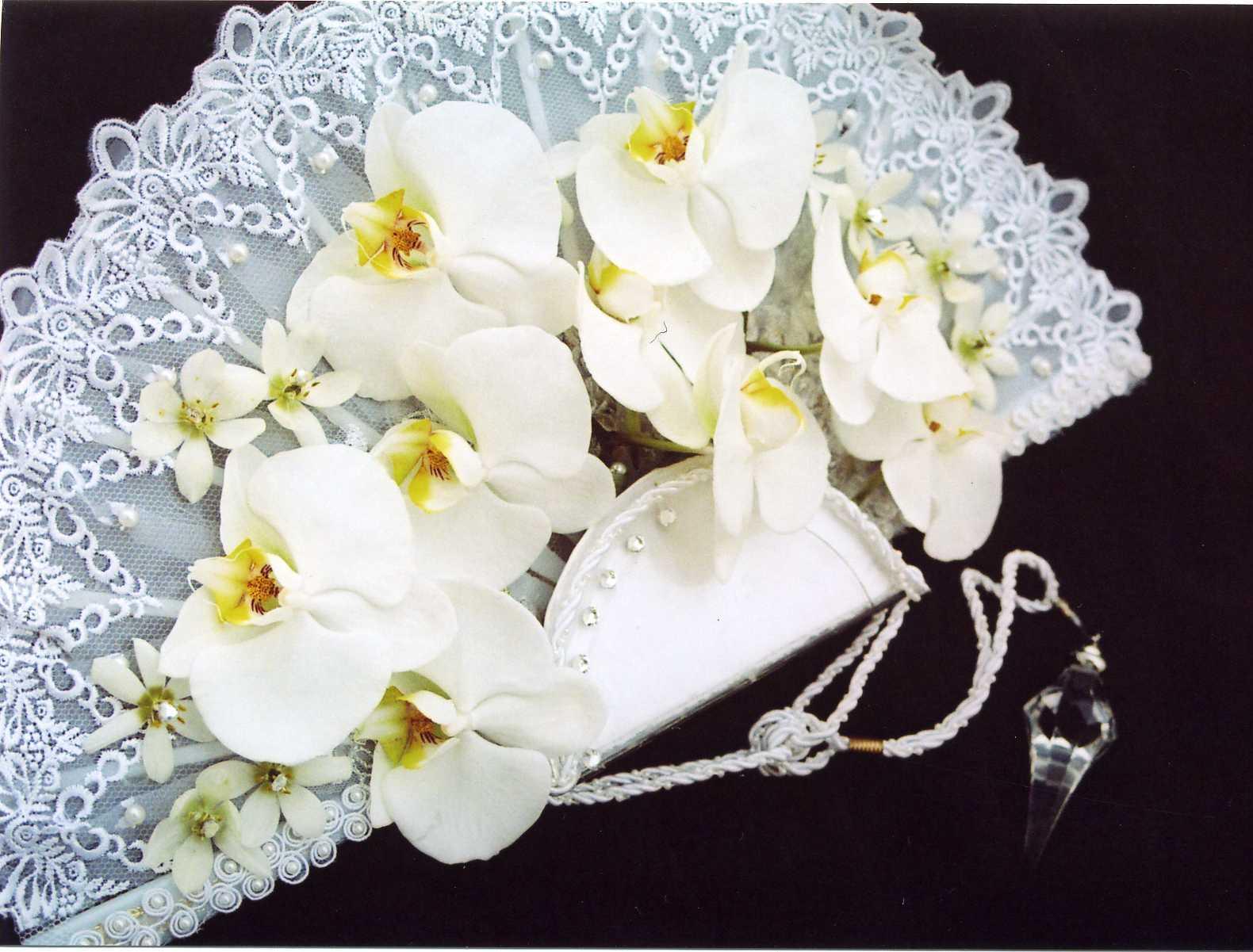 Bouquet Sposa Ventaglio.Ventaglio Bouquet Sposa1 Look Sposa