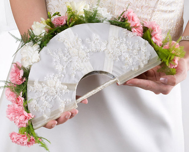 Bouquet Sposa Ventaglio.Ventaglio Bouquet Sposa3 Look Sposa