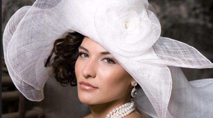 Il cappello da sposa per la moda bridal 2017 look sposa for Cappelli per matrimonio