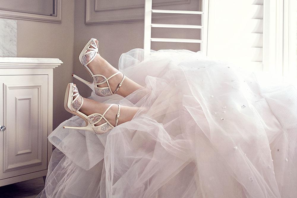 Scarpe Sposa Inverno 2016.Le Scarpe Da Sposa Per Il Giorno Piu Bello In Questo Autunno