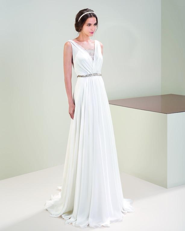 Preferenza La sposa del 2017 ? Una dea greca in peplo | Look Sposa AY31