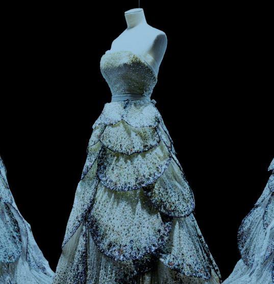 425f059679 Christian Dior mostra Parigi abiti sposa (1)   Look Sposa