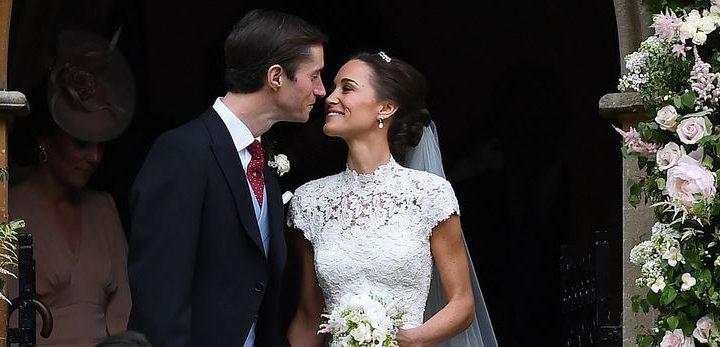 Matrimonio In Inglese Wedding : Pippa middleton sposa il finanziere james matthews nuovo