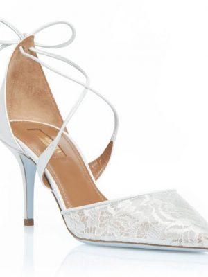 6265ba07ea6a Le scarpe lace up ideali per la sposa che desidera sempre essere al passo  con le ultime tendenze della moda