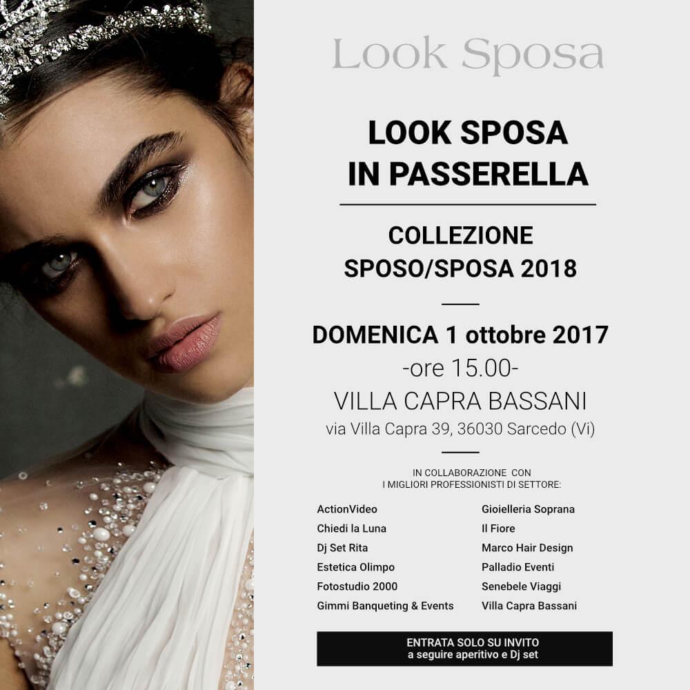 evento look sposa 2017